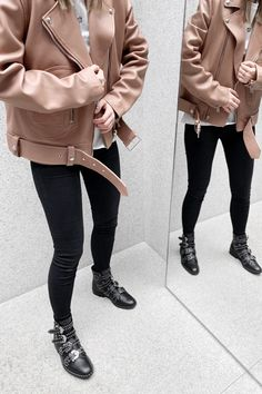 Acne Studios New Merlyn Givenchy Boots, Black Satin, Friends In Love, Acne Studios, Military Jacket, Biker, Personal Style, Skinny Jeans, Cheap Monday
