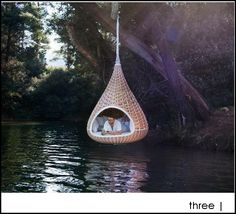 this would be my secret place just to come and think....relax