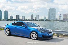Genesis Creation, Hyundai Genesis Coupe, Infiniti G37, Garage, Trucks, Bike, Money, Cars, Carport Garage