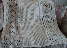 Crochet Afgan by KatirKreations on Etsy