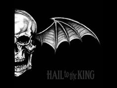 Hail To The King _ Guitar Cover (A7X)