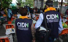 ] WASHINGTON (Estados Unidos) * 27 de abril de 2017. La Comisión Interamericana de Derechos Humanos (CIDH) lamentó los pocos e insuficientes avances del Estado mexicano en el cumplimiento de las recomendaciones hechas desde diciembre del 2015, en donde persisten violaciones graves a los derechos...
