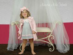 Carmen Taberner  - Moda Infantil  #ModaInfantil #otoñoinvierno #Carmentaberner