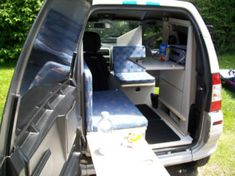 C-tech: Campingvan - Minicamper - Mopedmobil