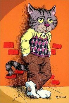Fritz the Cat, Robert Crumb