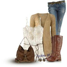 30eb096bce9b Fall wear Winter Outfits, Casual Outfits, Cute Outfits, Fashion Outfits,  Outfits 2016