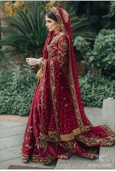 Beautiful Pakistani Dresses, Pakistani Formal Dresses, Pakistani Wedding Outfits, Indian Bridal Outfits, Pakistani Wedding Dresses, Pakistani Bridal Lehenga, Asian Bridal Dresses, Desi Wedding Dresses, Asian Wedding Dress