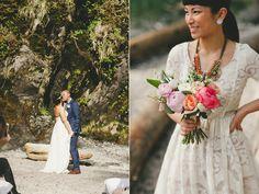 bridesmaid dress - photo by Shari and Mike Photographers http://ruffledblog.com/black-rock-resort-wedding