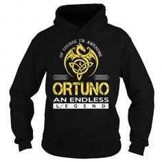 Nice It's an ORTUNO thing, Custom ORTUNO T-Shirts Check more at http://designyourownsweatshirt.com/its-an-ortuno-thing-custom-ortuno-t-shirts.html
