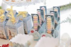 Favors from Little Prince Inspired Birthday Party at Kara's Party Ideas. See more at karaspartyideas.com!