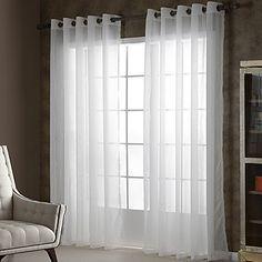 Schlaufen Für Gardinenstange Ösen Schlaufen Zweifach Gefaltet Plissiert  Zwei Panele Window Treatment Landhaus Stil Modern , Jacquard