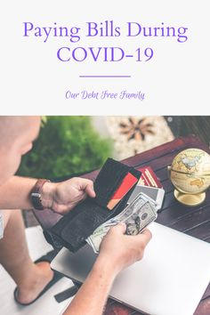 Many companies are releasing payment relief plans for customers during the coronavirus pandemic. Here's how we are handling it. Debt Free, Financial Planning, Advice, How To Plan, Tips