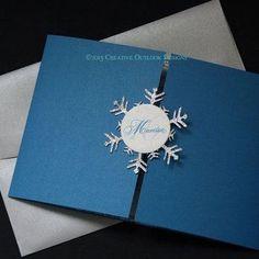Winter Wonderland Sweet 16 Invitation | Yelp