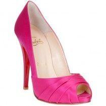 Christian Louboutin Wedding Shoes ♥ Chic and Fashionable Wedding High Heel Shoes | Yuksek Topuk Abiye Ayakkabi
