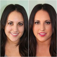 Before And After Makeup Airbrushing