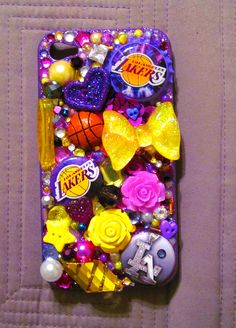 Los Angeles Lakers phone case