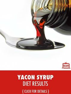 Yacon Syrup is one of the newest hyped-about weight loss concepts, and it is better than a supplement because it is a natural food. Dr Oz talked about who would benefit, but he also put it to the test himself in an unofficial experiment. http://www.recapo.com/dr-oz/dr-oz-weight-loss/dr-oz-yacon-syrup-review-yacon-syrup-weight-loss-experiment-results/