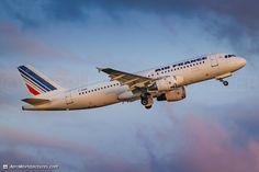 F-GHQK Air France Airbus A320-211 - cn 236