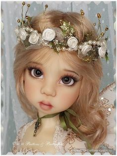 Шикарная и прекрасная Nyssa от Kaye Wiggs / Куклы Кайе Виггз, Kaye Wiggs dolls / Бэйбики. Куклы фото. Одежда для кукол