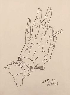 Abidin Dino Art Criticism, Anatomy Sketches, Thing 1, Tattoo Drawings, Rhinoplasty, Painters, Ava, Balcony, Illustration