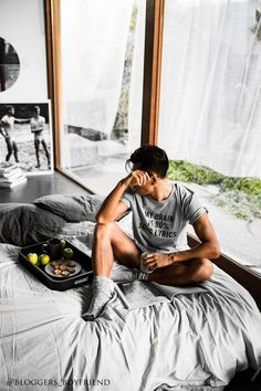 GUIDE TO BUILD A MINIMAL BEDROOM FOR MEN (2017 EDITION) - @Bloggers_Boyfriend@Bloggers_Boyfriend