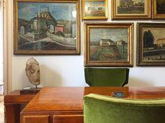 Sepolti dall'arte! Casa Museo Boschi di Stefano  #Milan #placetovisit #milanobella #milanodavedere #Milano #casamuseo #postibelli #igersmilano #OHM2016 #latepost #interiordesign #homedecor #architecture #archidaily #art #artemilano by modalitademode