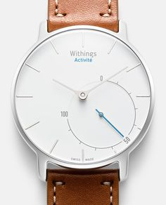 "Withings ""activité"" smart watch"