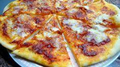 Pizza • recept • bonvivani.sk