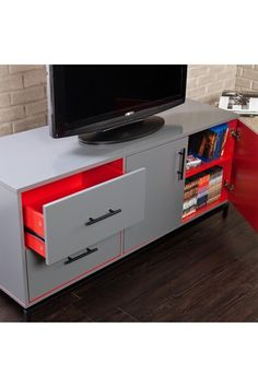 Mahlias Media Console by Southern Enterprises Inc. on @HauteLook