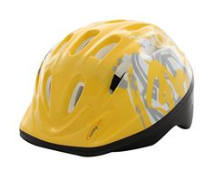 Kids' Bike Helmets - Bike Bicycle Cycling Kids Child Toddler Helmet Yellow >>> Read more reviews of the product by visiting the link on the image.