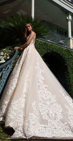 Milla Nova Bridal 2017 Wedding Dresses mirabella3 / http://www.deerpearlflowers.com/milla-nova-2017-wedding-dresses/19/