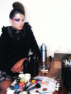 Daniel Wellington, Behind The Scenes, Makeup, Fashion, Make Up, Moda, La Mode, Fasion, Fashion Models