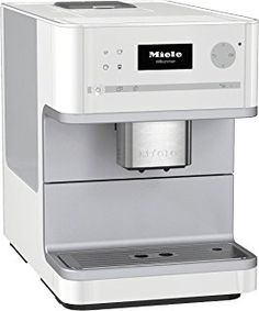 Miele CM 6100 – Automatic Coffee Machine with Bean Grinder (Cappuccinatore) lotosweiß Coffee And Espresso Maker, Best Coffee Maker, French Press Coffee Maker, Miele Coffee Machine, Coffee Maker Machine, Espresso Machine, Coffee Machines, Commercial Appliances, Home Appliances