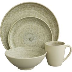 Complete your dinnerware decor in natural, minimalist style with the Soho Dinnerware - Cream - Set of 16. Hand-crafted of durable stoneware, this rustic dinnerware collection features a sponge-like, textured surface offset by a sleek, contemporary frame.