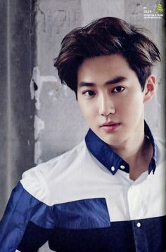 suho / exo [2015 Season's Greetings Global Version]