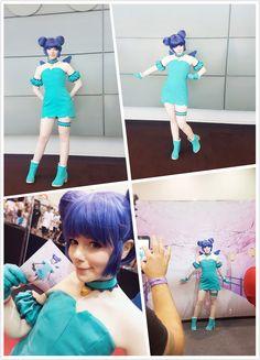 Mew Mint by Daniella Cosplay Tokyo Mew Mew anime Cosplay