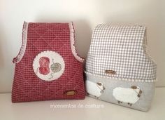 Momentos de Costura Japanese Patchwork, Patchwork Bags, Fabric Crafts, Sewing Crafts, Sewing Projects, Sewing Patterns Free, Free Sewing, Sewing Hacks, Sewing Tutorials