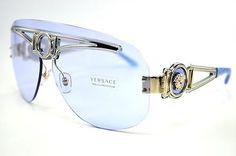 dedbdd9071 Versace Sunglasses ve 2131 125276 Pale Gold 01mm Buy Glasses
