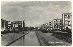 De Hengelolaan in Den Haag omstreeks 1962