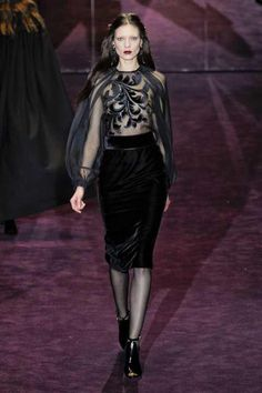 Frida Giannini for Gucci A/W 2012  http://www.marieclaire.co.uk