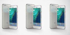 Google Pixel 2, Google Phones