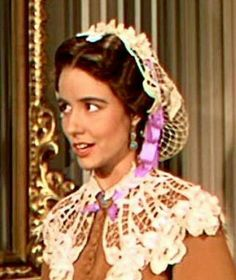 """Alicia Rhett portrayed India Wilkes in """"Gone With the Wind."""""""