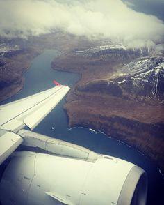 Tilbage i København efter en skøn weekend hjemme hos familien #atlanticairways #farvælvøkruoyggjar #føroyar #færøerne #tilbageikøbenhavn by malanvitalis