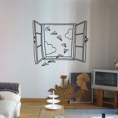 diy wall decor Today we want to show you amazing wall decoration ideas. You can find creative designs and inspiration to help you decorate your room wall. Diy Wand, Diy Wall Decor For Bedroom, Bedroom Wall, Home Decor, Art Decor, Home Design, Wall Design, Mur Diy, Deco Cool