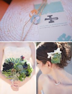 Real Wedding: Julie + Patrick's Joshua Tree Wedding