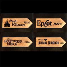 "Remember how far ""Home"" is with These Custom Disney Distance Signs Informations About Remember how f Disney Themed Rooms, Disney Bedrooms, Disney Home Decor, Disney Crafts, Disney Wall Decor, Disney Decorations, Disney Sign, Disney Art, Disney Wishes"