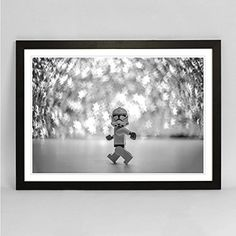 "Framed Art Poster Print (A2 Black) 24.5 x 18"" / 62 x 45 cm - Lego Star Wars Stormtrooper No.1 - Choice of Frame Colour - Premium Wall Art, Wooden Grain, Framed Print, Picture, Wood Look, Frames, Perspex Glass, Artwork, Fine Art, Arrives Ready to Hang - For Bedroom, Living Room, Conservatory, Lounge, Kitchen, Bathroom, House, Home, Office, Work Big Box Art http://www.amazon.co.uk/dp/B01BJ8WKKE/ref=cm_sw_r_pi_dp_akw6wb10DJY85"