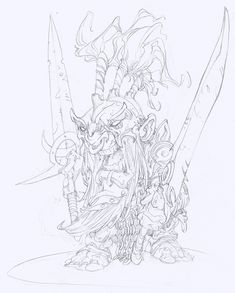 Rackham   Confrontation/Rag'Narok - Dwarves of Tir-Na-Bor   Edouard Guiton