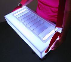 BarChefs - Cigarette Vapor Shot Girl Tray, $475.99 (http://www.barchefs.com/cigarette-vapor-shot-girl-tray/)