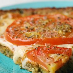 Discover recipes, home ideas, style inspiration and other ideas to try. Healthy Breakfast Recipes, Vegetarian Recipes, Cooking Recipes, Healthy Recipes, Pate A Pizza Fine, Bien Tasty, Fancy Pizza, Tasty Videos, Quiches